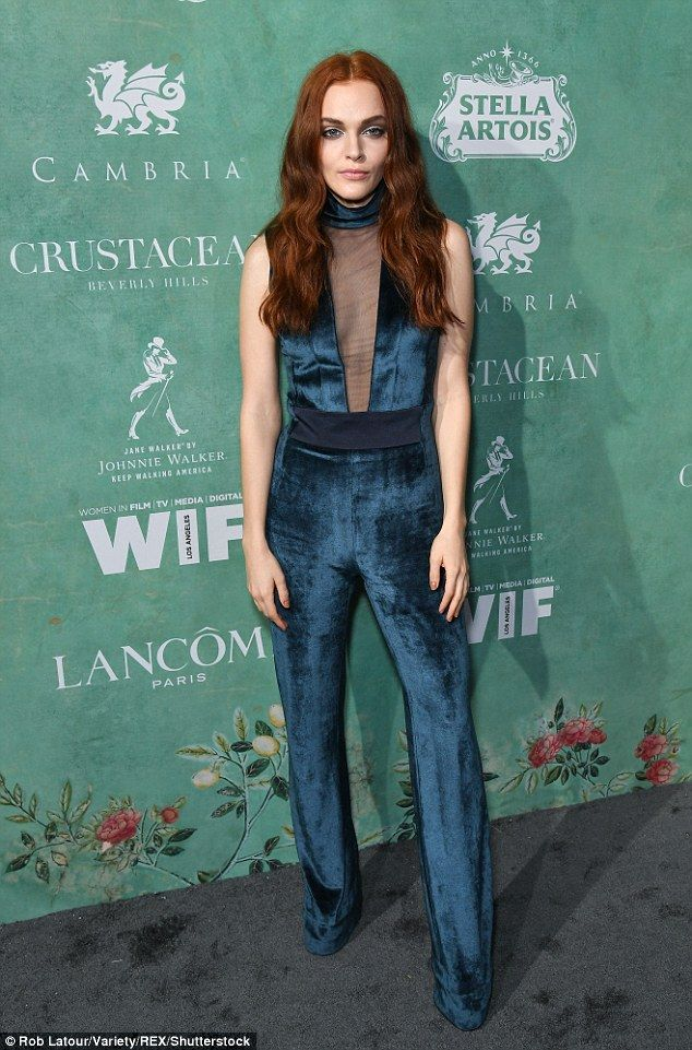 She usually is quite conservative when it comes to her wardrobe. But on Friday Emma Stone decided to try something different, if her unique blouse was any indication.