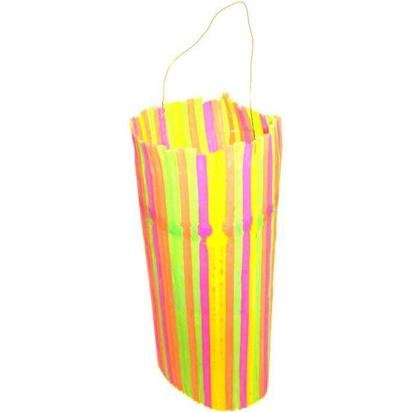 Met drinkrietjes kun je een hartstikke leuke, kleurige Sint Maarten lampion bouwen. wil je weten hoe je dat doet? Lees verder!