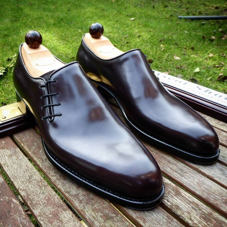 Ascot Shoes — Specifications of this piece:  MODEL: Side Lace up...