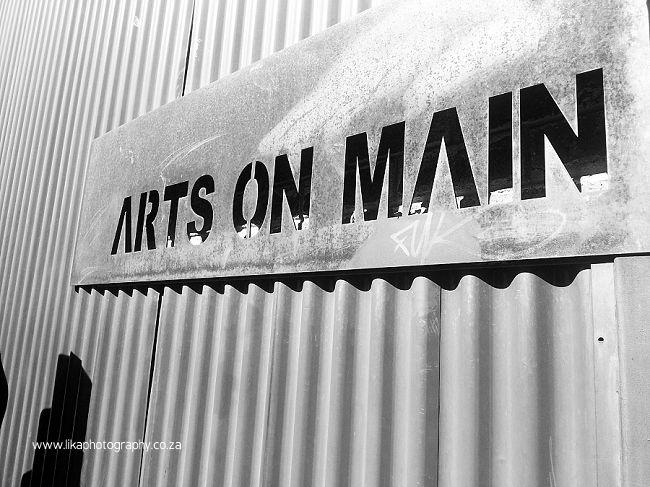 Market in main #artsonmain