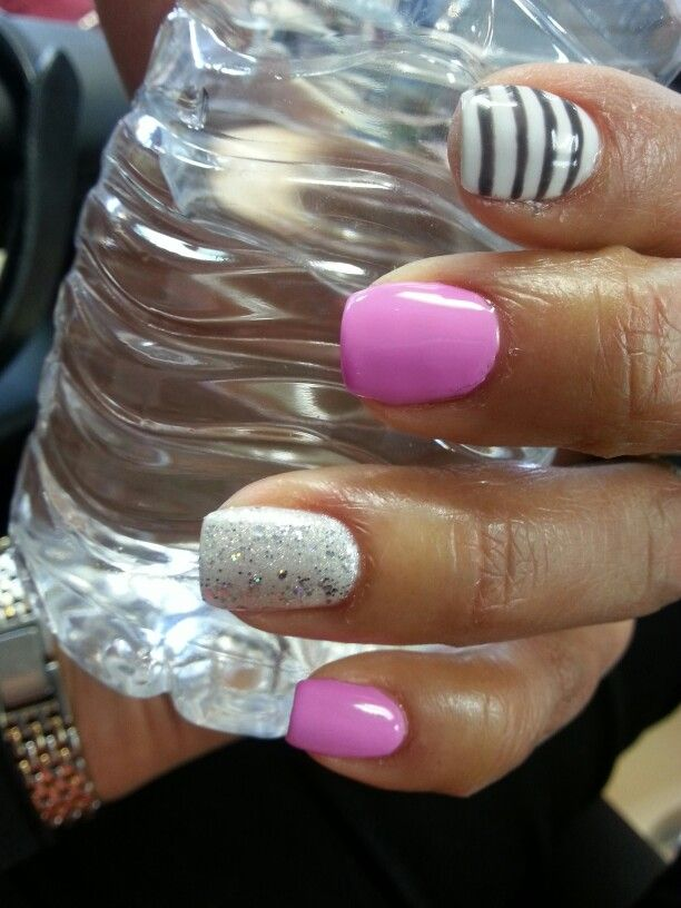 38 best Fun Nails images on Pinterest | Nail arts, Cute nails and ...