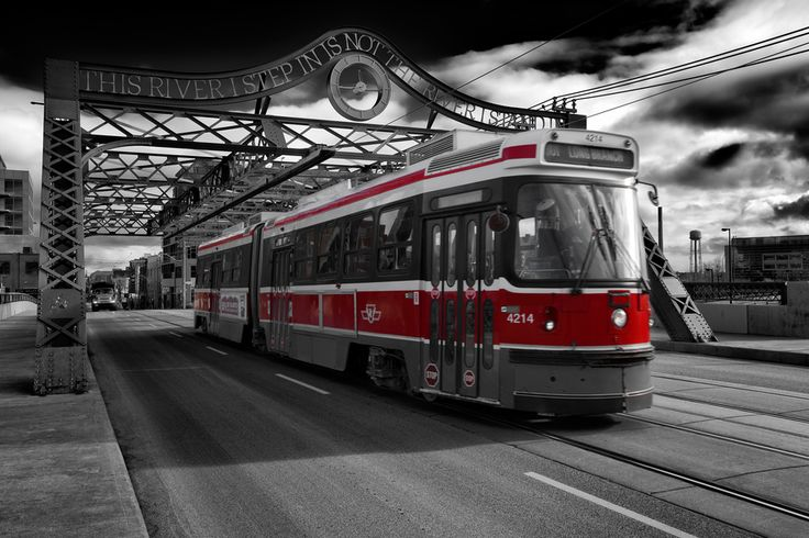 Queen street east, Toronto, Ontario, Canada. by Roland Shainidze on 500px