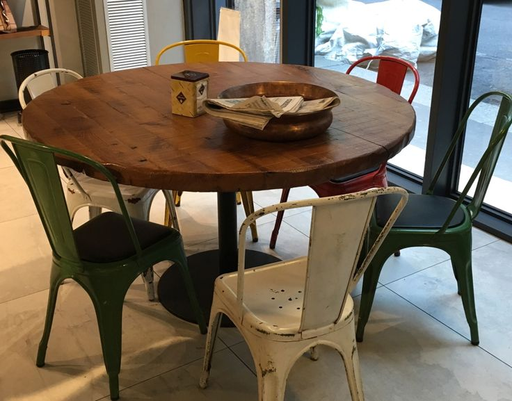 44 best images about coins repas dining corner on for Chaises design colorees