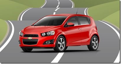 Win-A-2014-Chevrolet-Sonic Car from WomanFreebies. You must use Twitter to follow and retweet the post to enter to win. All the Best! Hit the open road in a brand new ride! RT for your chance to win a Chevrolet Sonic ?