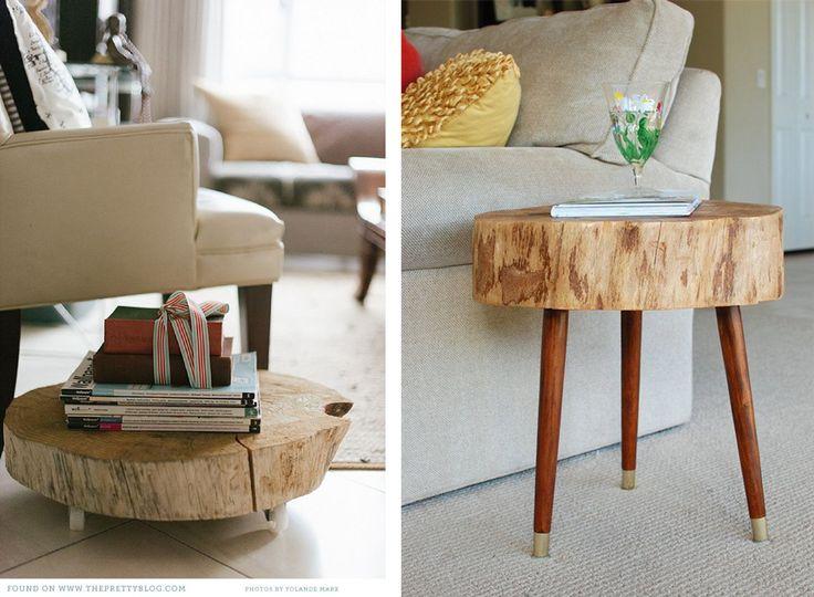 Les 25 meilleures id es de la cat gorie table basse bois brut sur pinterest brut et net brut La petite table basse en bois brut