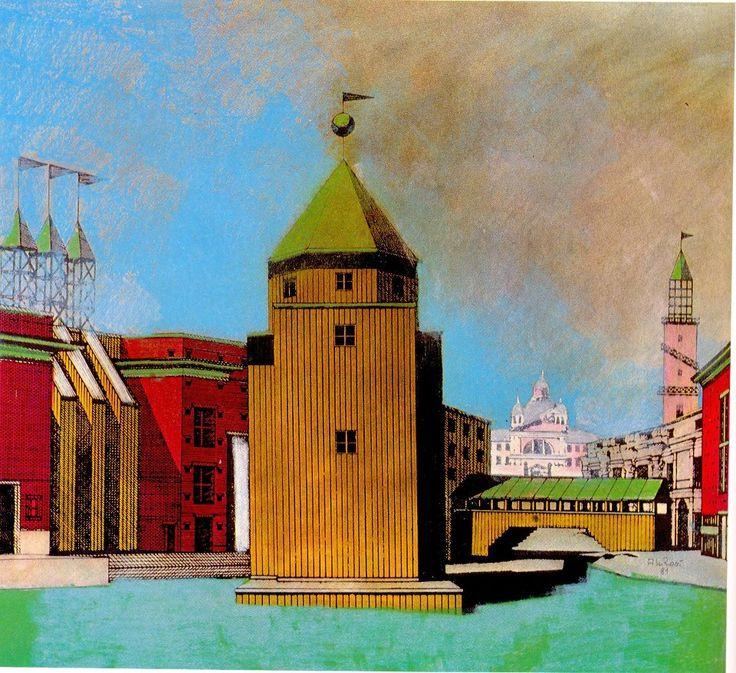 59 best images about aldo rossi the architecture of the for Aldo rossi il teatro del mondo