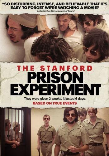 Stanford Prison Experiment, Movie on DVD, Drama Movies, Suspense