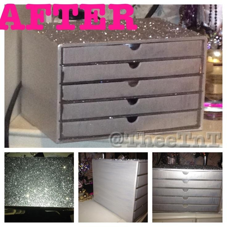 muji acrylic 5 drawer box 2