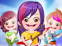 Play Baby Hazel Rockstar Dressup on Top Baby Games.  Play Baby Hazel Games, Baby Games,Baby Girl,Baby Games Online,Baby Games For Kids,Fun Games,Kids Games,Baby Hazel Games and many other free girl games
