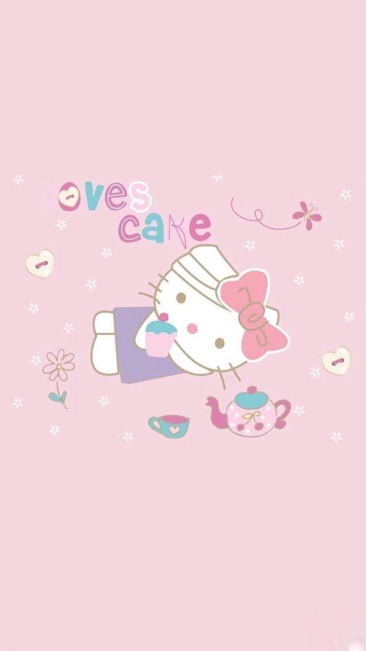 Must see Wallpaper Hello Kitty Apple - 93d5de60d6dd20892643576f94298dd2--hello-kitty  Gallery_999178.jpg