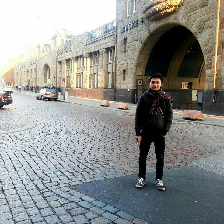 Road to Hard Rock Hamburg