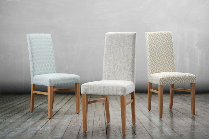 We've teamed our Paris Dining Chair with some fab new designs from Blendworth Fabrics. This popular dining chair comes with a choice of 12 leg finishes and is offered in 3 fabric designs with a variety of gorgeous colourways. Prices from £129, shop now: http://ow.ly/xCaub #chair #diningchairs  #home #diningroom #bespokechairs #interiordesign