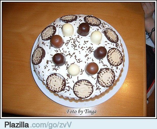 Negerzoenentaart, lekker en makkelijk. - Plazilla.com