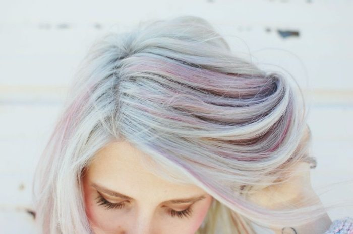 1001 Ideen Und Inspirationen Fur Pastell Haarfarbe Moderne