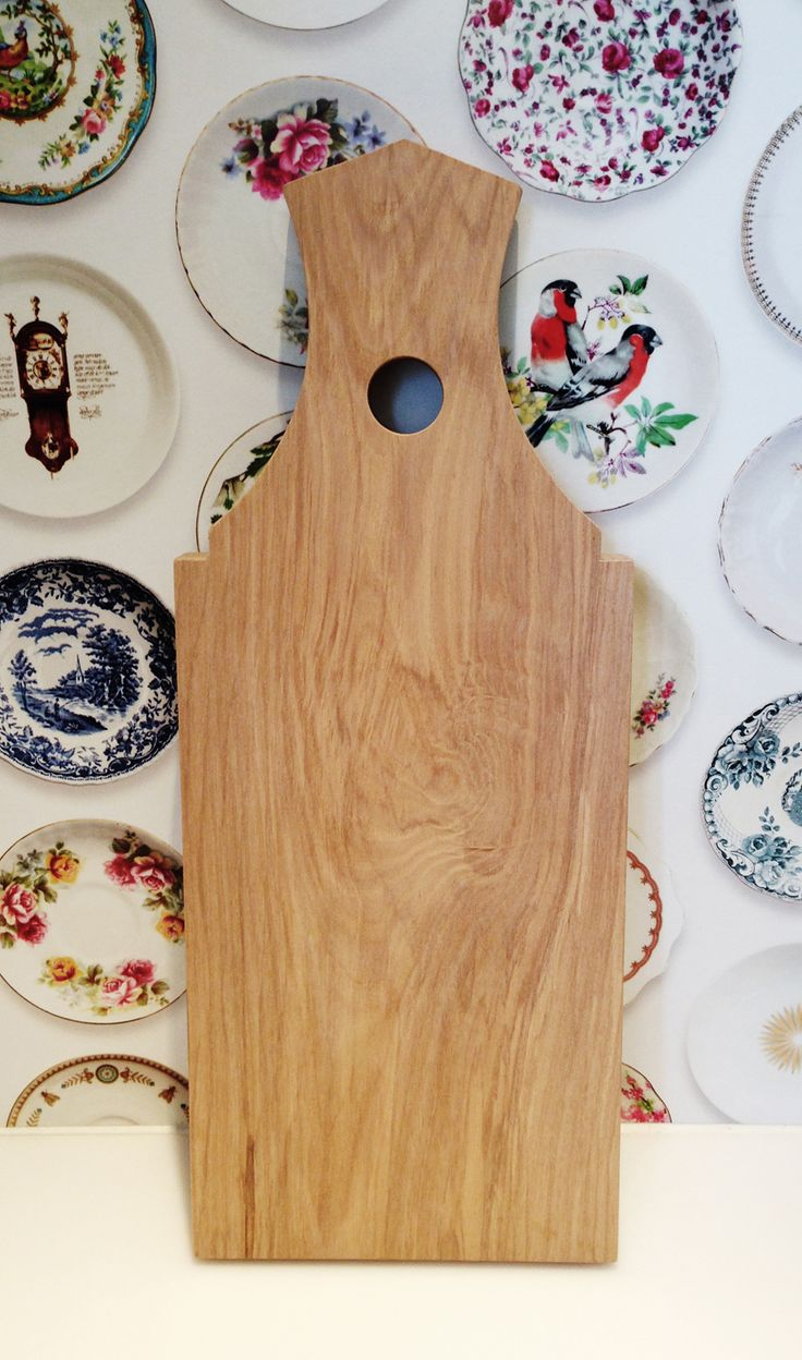 Canal House Chopping Board - Chev