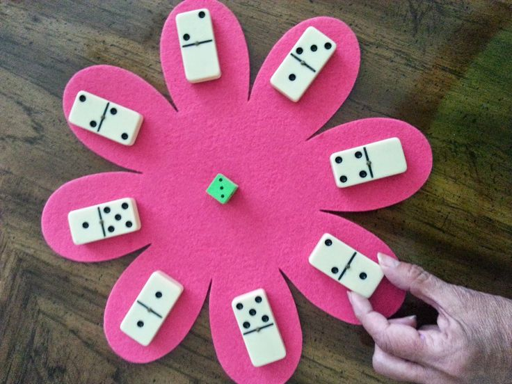 A fun addition game for students to play in small groups