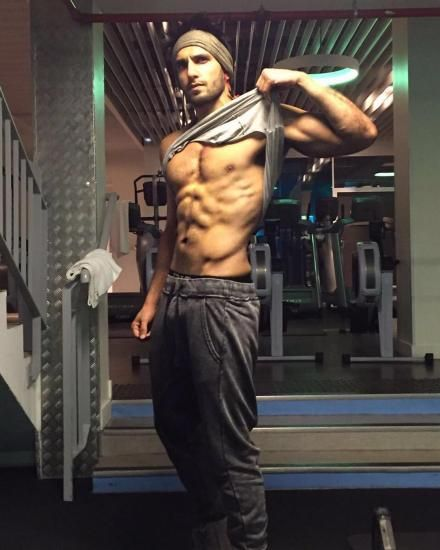 Photos,Ranveer Singh,Befikre,hot body,steven lloyd