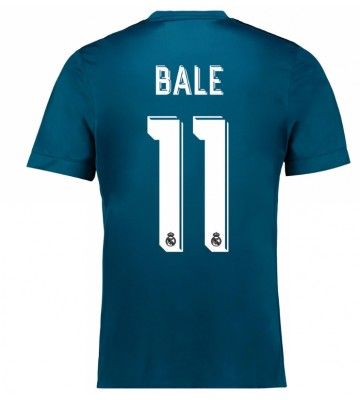 Real Madrid Gareth Bale 11 Tredjetrøje 17-18 Kortærmet
