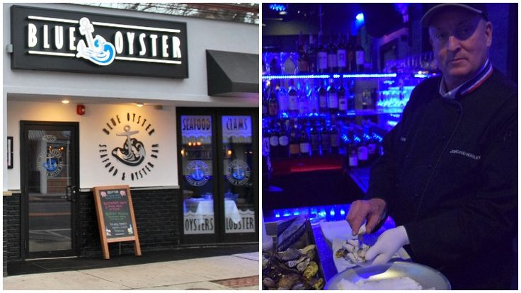 Turnaround Chef Johndavid Hensley Spins Pub Into Blue Oyster Seafood & Oyster Bar