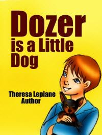 ~~ Dozer is a Little Dog ~~ What a wonderful book for any small child who might need to interact with a cute small dog.