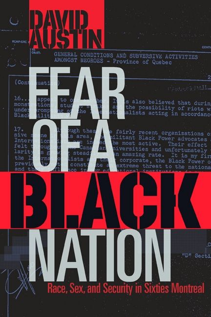 14 best rethinking canadian history images on pinterest canadian fear of a black nation race sex and security in sixties montreal toronto on between the lines fandeluxe Images