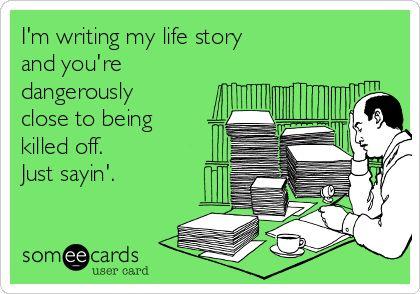 Essay on my life story