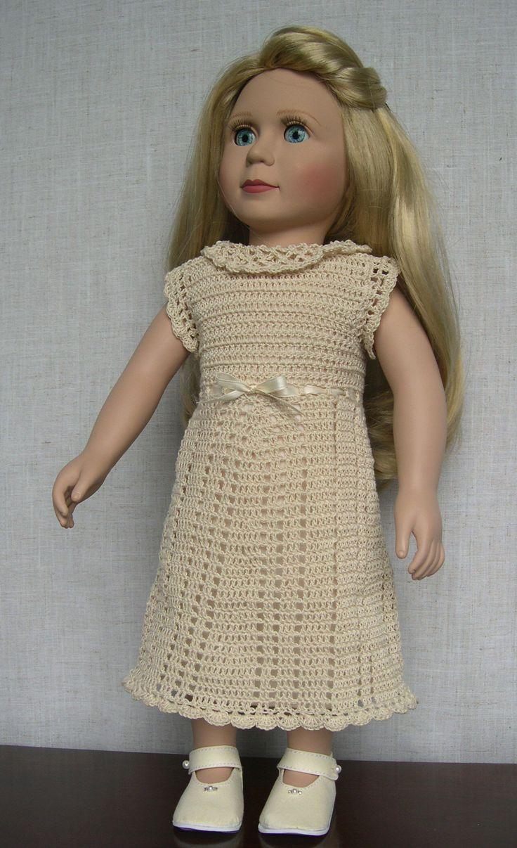 3062 best Dolls images on Pinterest | Crochet doilies, Crochet doll ...