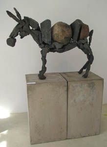 Contemporary South African Art: Angus Taylor Sculpture
