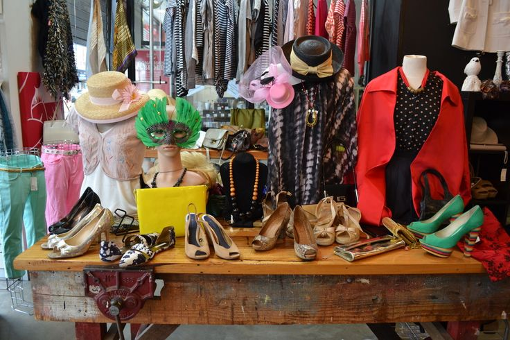 Oh, Melbourne, your thrift stores (op shops) are second to none. For all my  thrifty readers and for those who are not, but are thinking about it, here  are some of my favourite places to thrift in Melbourne.  Brotherhood of St Laurence - Brunswick Apparently  Brunswick st. and Gertrude St