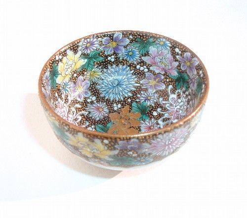 Kutani-yaki. Japanese porcelain