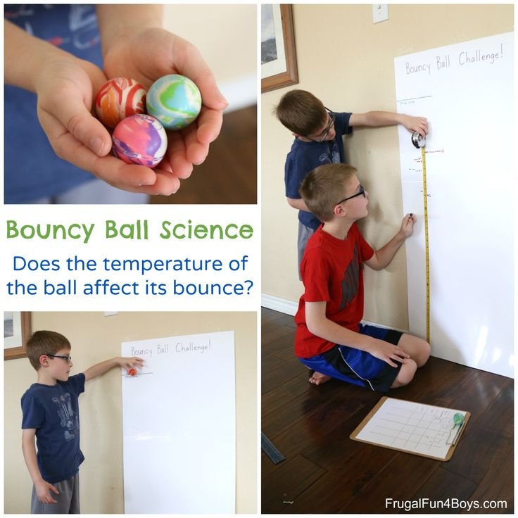 bouncy ball experiment essay In this science experiment, kids make a glowing bouncy ball while  clear  washable school glue - 1 tablespoon per student paper towel - 1.
