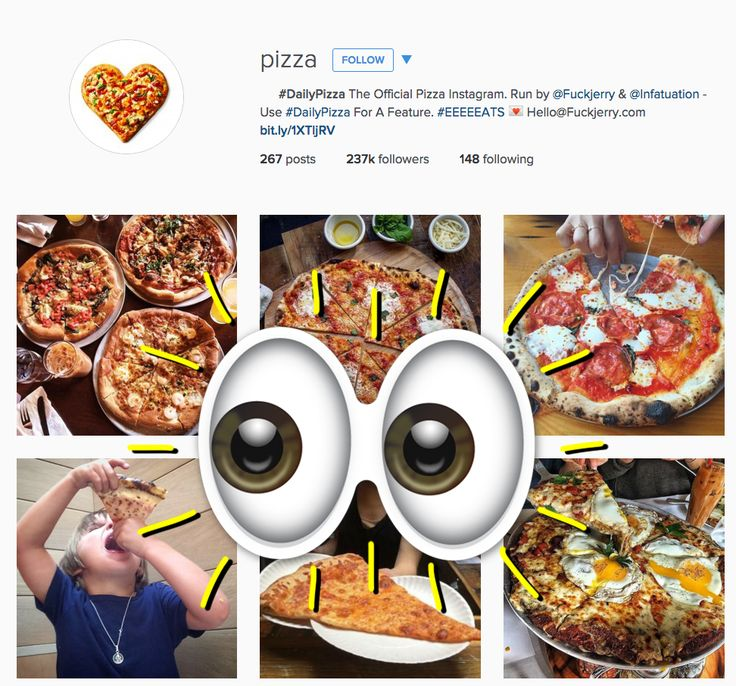 Just Looking at Food on Instagram Could Make You Gain Weight