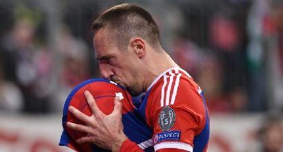 """Ribery, la stampa francese lancia l'allarme: """"Carriera a rischio"""" - http://www.maidirecalcio.com/2015/06/23/ribery-la-stampa-francese-lancia-lallarme-carriera-a-rischio.html"""