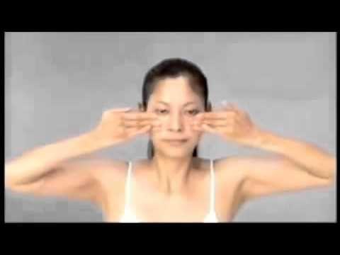 Японский массаж лица русский перевод