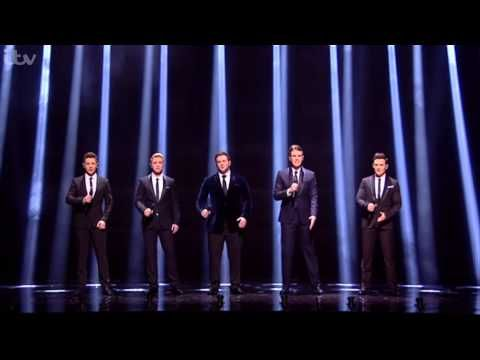 Collabro - Say Something | Royal Variety 2014 - YouTube