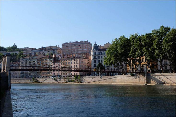 De Saint-Paul à Confluence, Lyon en vaporetto !