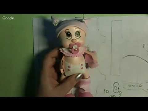 Куклы и игрушки: фестиваль рукоделия. День 12. Irina Kock