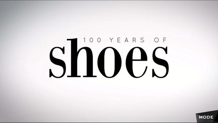 100 лет красоты: как менялась женская обувь на каблуках