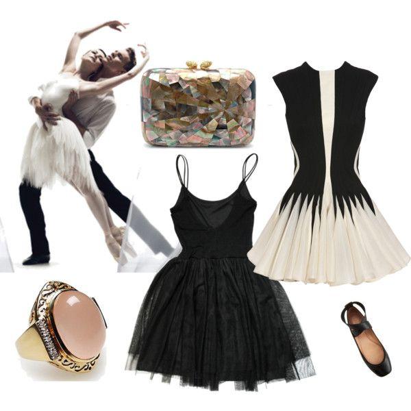 Black Swan, White Swan, created by joelinaa