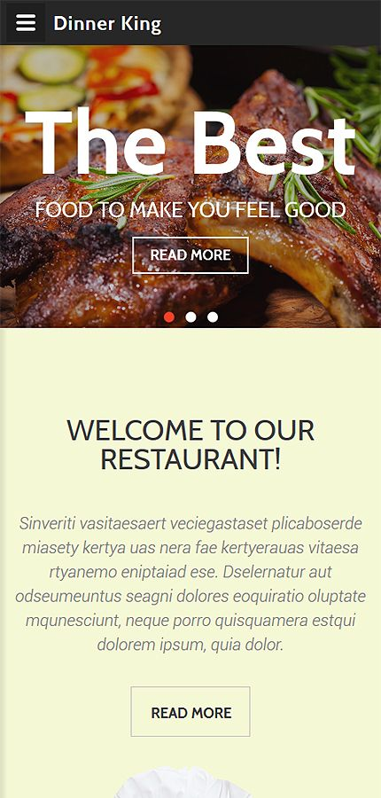 design needs time cafe and restaurant website inspirations at your coffee break