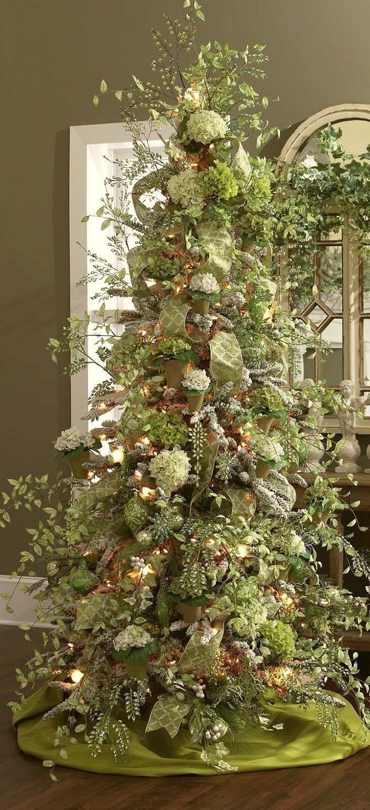 Laurel Bern Interiors List for 2013 of 22 Magical Christmas Trees