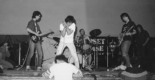 Negazione (Torino, 1983) gruppo hardkore punk.