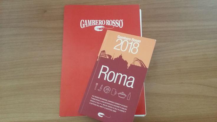 Siamo stati alla presentazione della guida di Roma 2018 del Gambero Rosso: ecco quali sono i migliori ristoranti della Capitale.