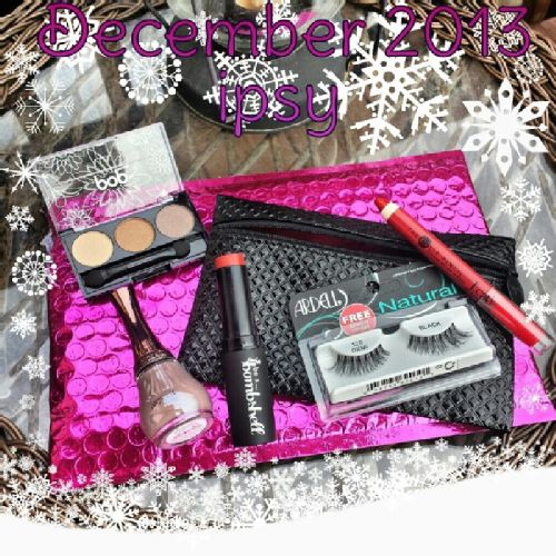 December Ipsy Bag All About The Monthly Make Up Grab Program Full