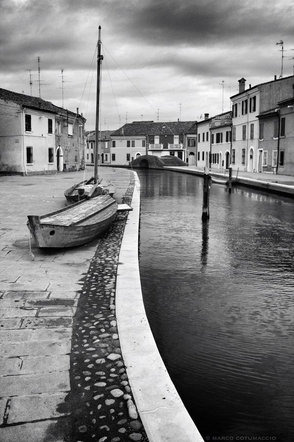 Comacchio,Ferrara, Emilia-Romagna