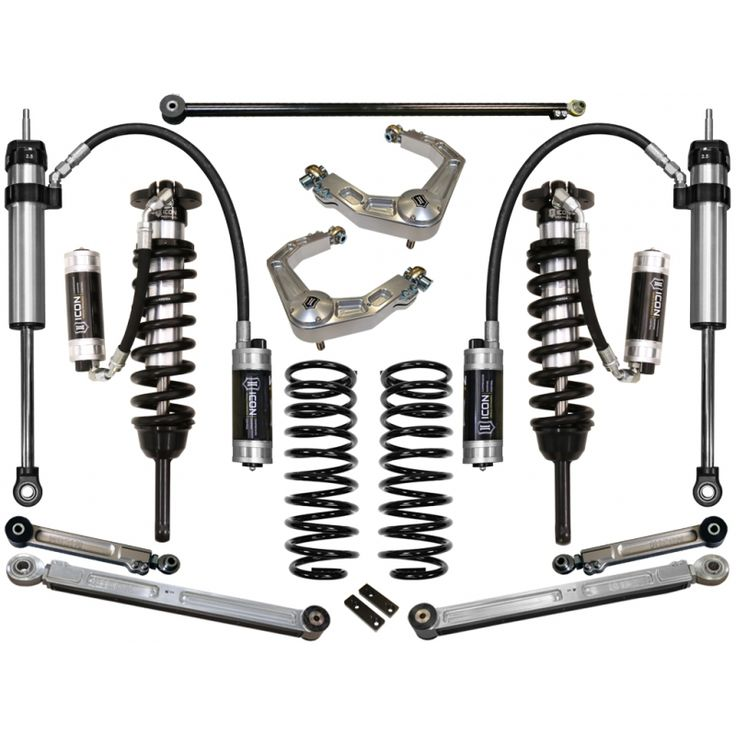 icon 2010 - current toyota 4runner suspension system