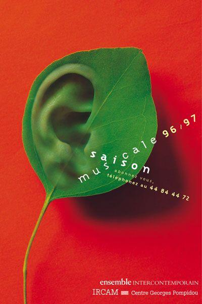 Michal Batory, IRCAM Saison Musicale 96/97, 1996