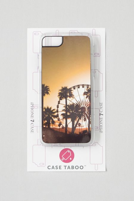 Case Taboo Festival Fever IPhone 7 Case