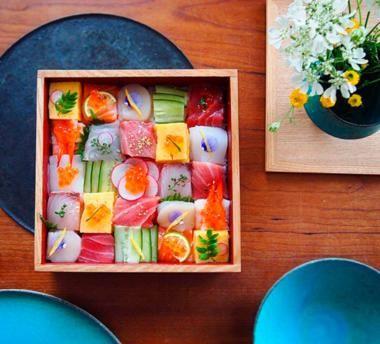 #MosaicSushi #trend #sushi