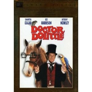 "Doctor Dolittle (1967). To watch after reading ""The Story of Dr. Dolittle"" Sonlight Core A"